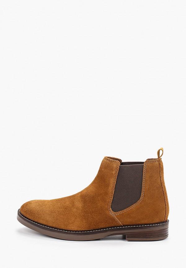 Ботинки Clarks Clarks CL567AMGEQP5 демисезонные ботинки clarks 203578547 orson lace 15