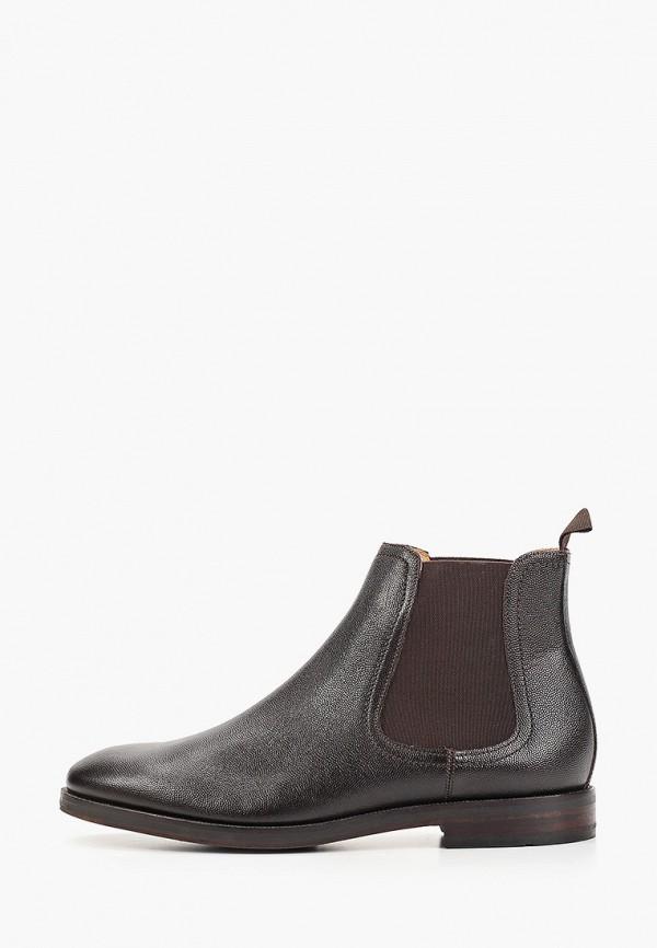 мужские ботинки clarks, коричневые