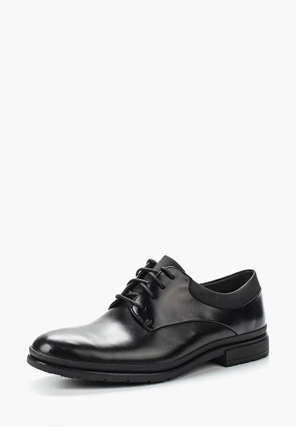 Туфли Clarks Clarks CL567AMVDT43 clarks сапоги clarks 26103523 black leather