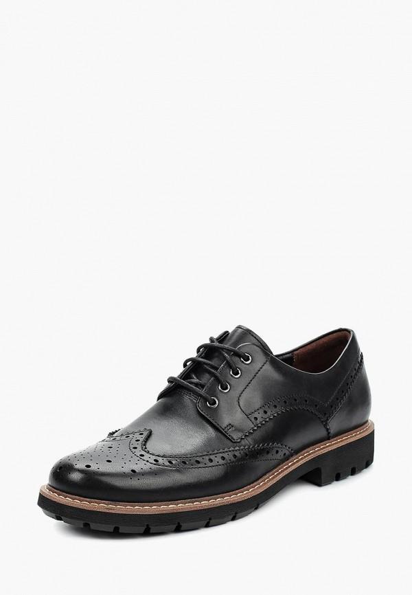 Туфли Clarks Clarks CL567AMVDT49 цена
