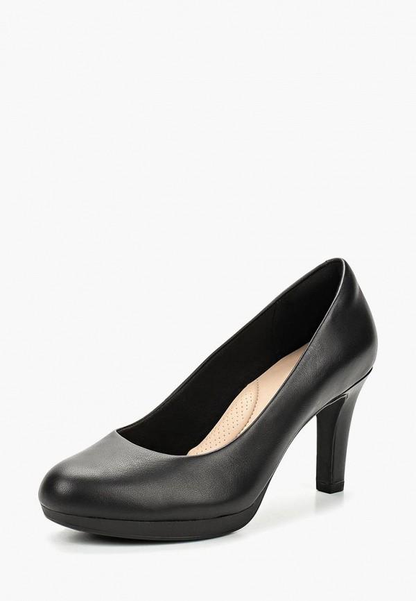Туфли Clarks Clarks CL567AWBUUS0 цены онлайн