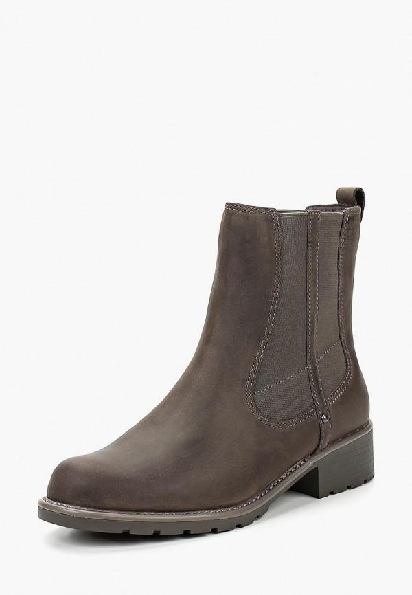 Ботинки Clarks Clarks CL567AWBUUT4 clarks сапоги clarks 26103523 black leather