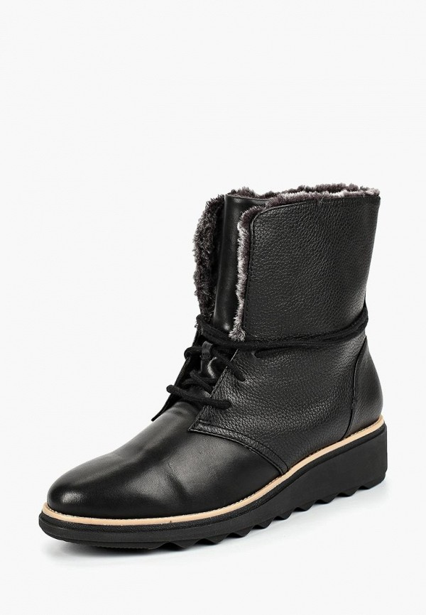 Ботинки Clarks Clarks CL567AWBUUU3 цены онлайн