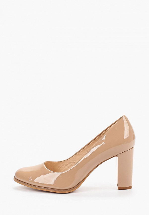женские туфли clarks, бежевые