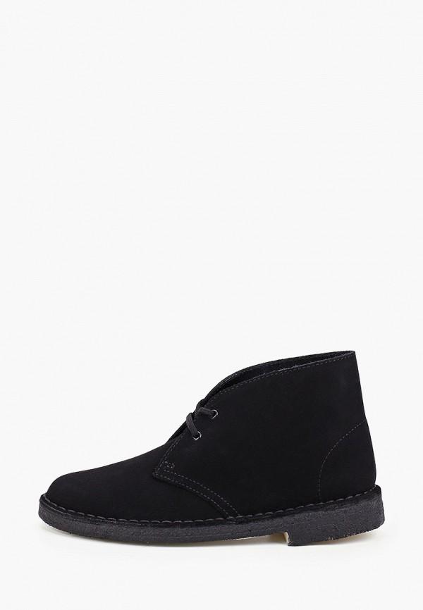 Ботинки Clarks Clarks CL567AWGEQZ3 демисезонные ботинки clarks 203578547 orson lace 15