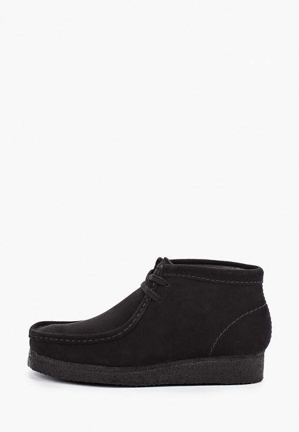 Ботинки Clarks Clarks CL567AWGEQZ4 демисезонные ботинки clarks 203578547 orson lace 15