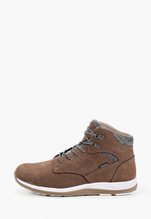 мужские ботинки cmp, коричневые