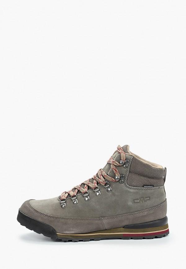 мужские ботинки cmp, серые