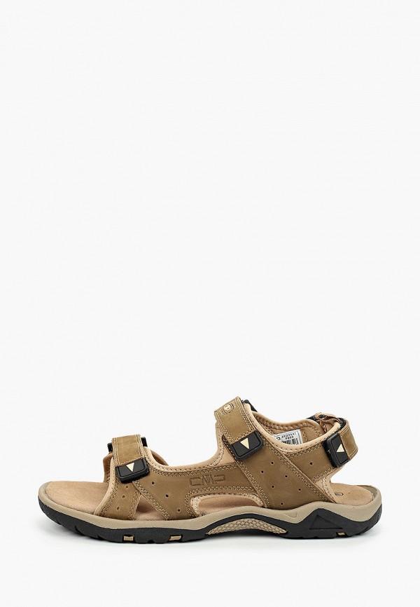 мужские сандалии cmp, бежевые