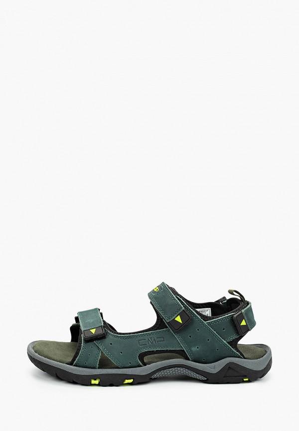 мужские сандалии cmp, зеленые