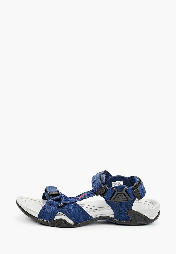 мужские сандалии cmp, синие