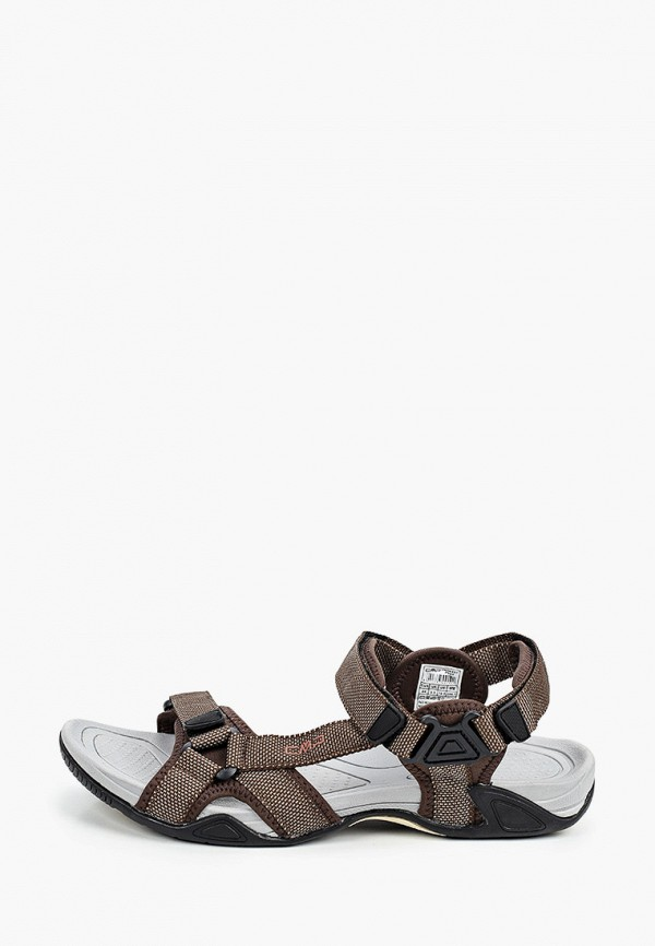 мужские сандалии cmp, коричневые