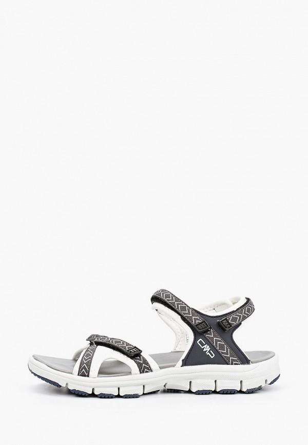 женские сандалии cmp, черные