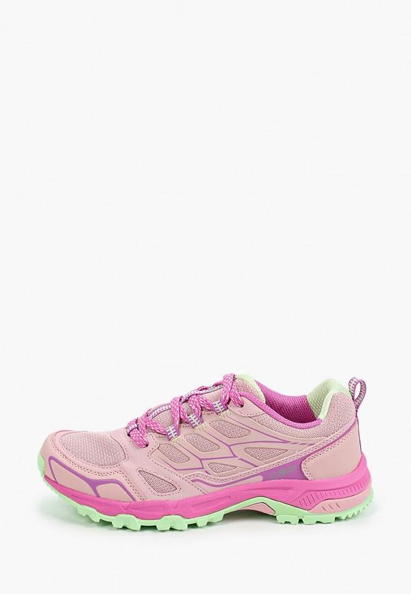 женские кроссовки cmp, розовые