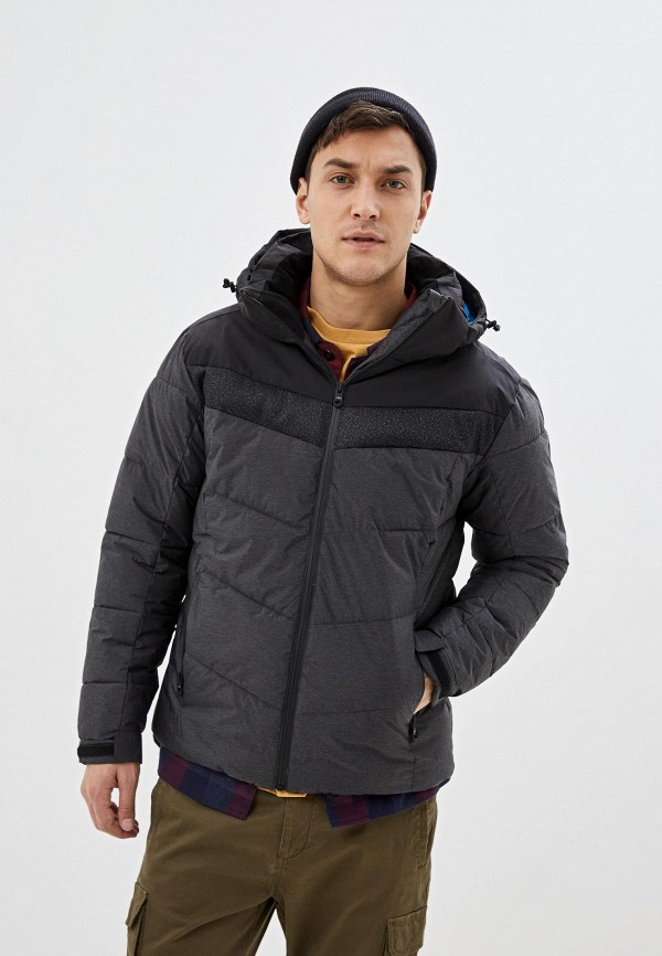 мужская куртка cmp, серая