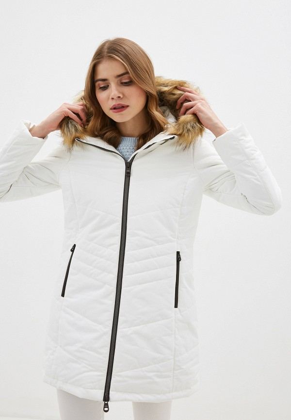 женская куртка cmp, белая