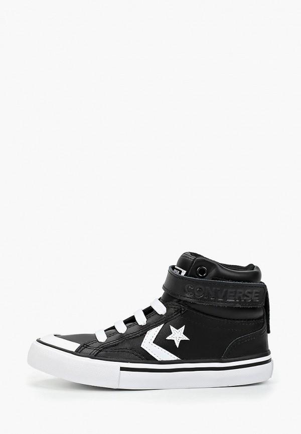 Купить Кеды Converse черного цвета