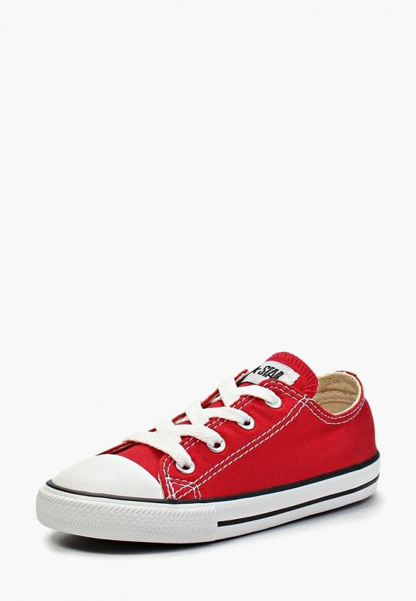 Купить Кеды Converse красного цвета