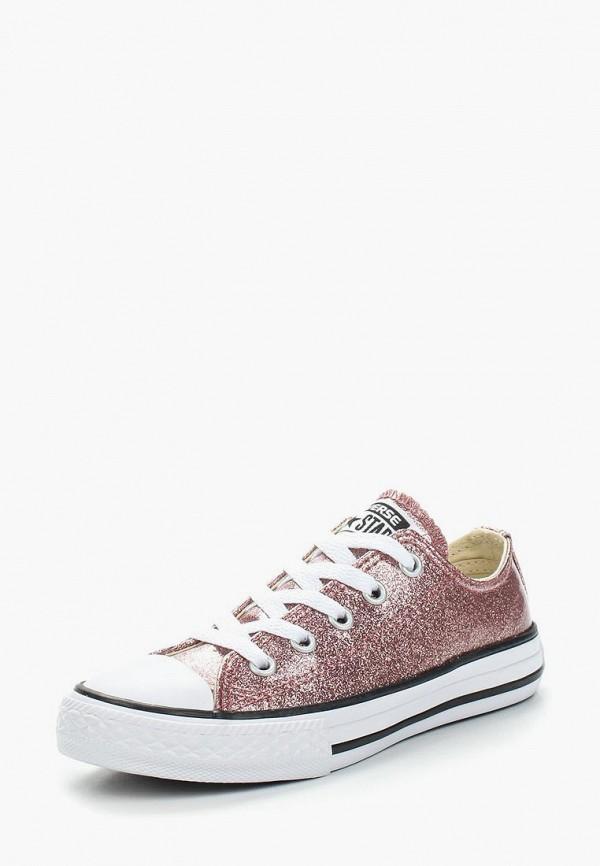 Купить Кеды Converse, Chuck Taylor All Star, co011aganah8, розовый, Весна-лето 2018