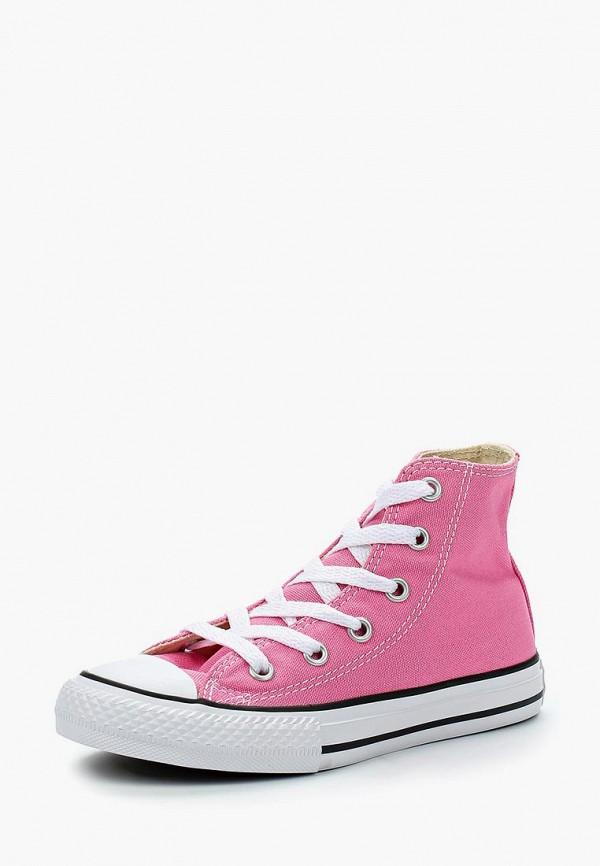 Купить Кеды Converse, Chuck Taylor All Star, co011agbfls2, розовый, Весна-лето 2018