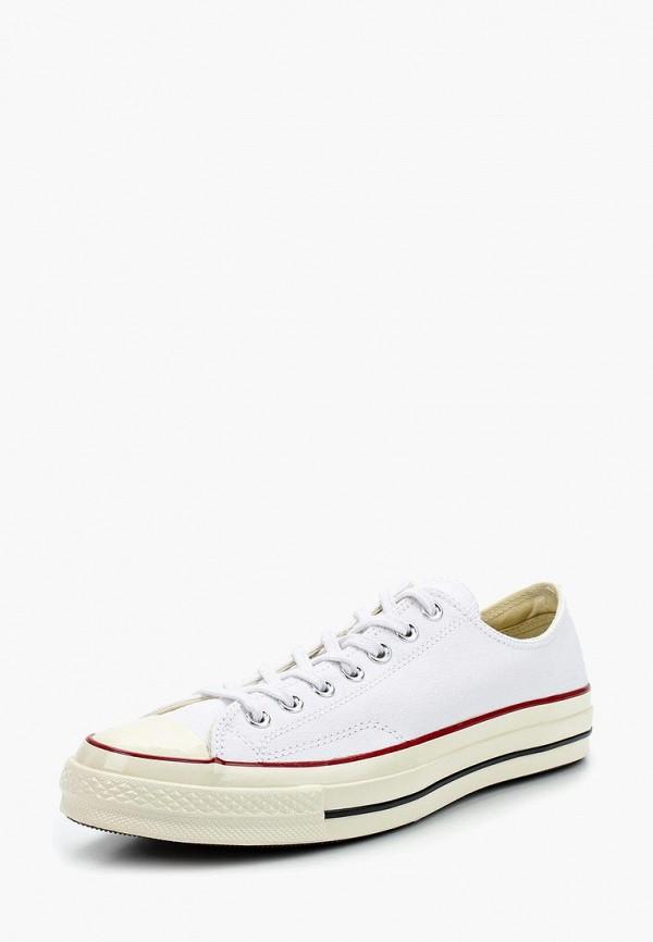 Купить Мужские кеды Converse белого цвета