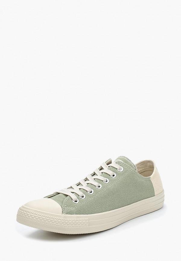 Купить Кеды Converse, Chuck Taylor All Star, co011ambjuy4, зеленый, Весна-лето 2018