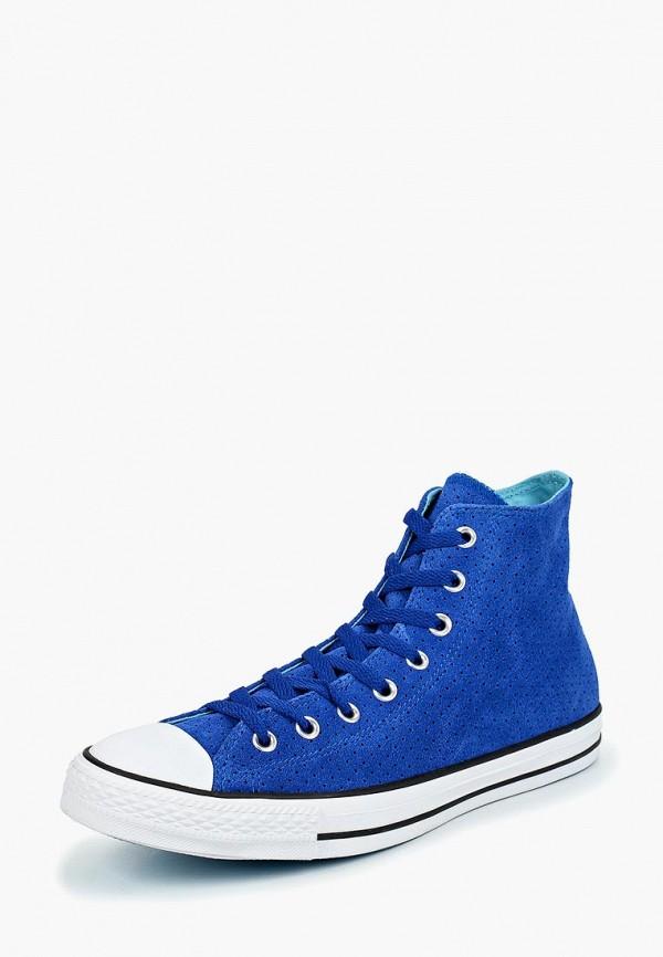 мужские кеды converse, синие
