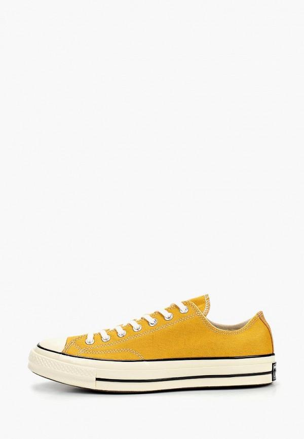 мужские кеды converse, желтые