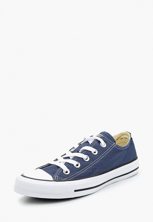 Купить Кеды Converse, Chuck Taylor All Star Core, co011aufz699, синий, Осень-зима 2018/2019