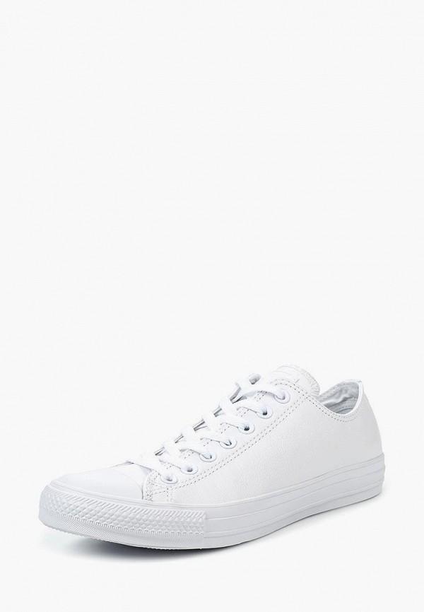 Купить Женские кеды Converse белого цвета