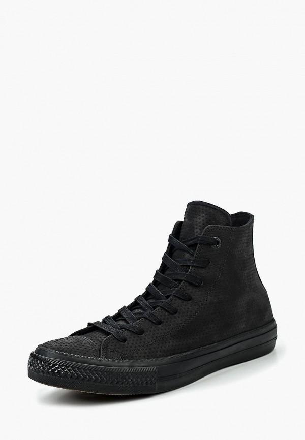 Купить Женские кеды Converse черного цвета
