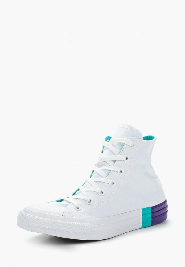 Купить Кеды Converse, Chuck Taylor All Star, co011awanar0, белый, Весна-лето 2018