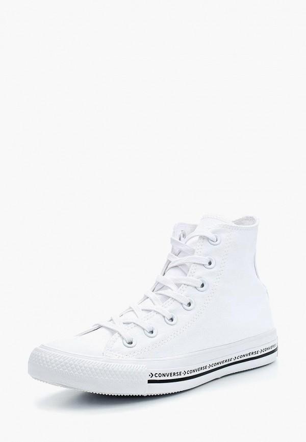 Купить Кеды Converse, Chuck Taylor All Star, CO011AWANAR3, белый, Весна-лето 2018