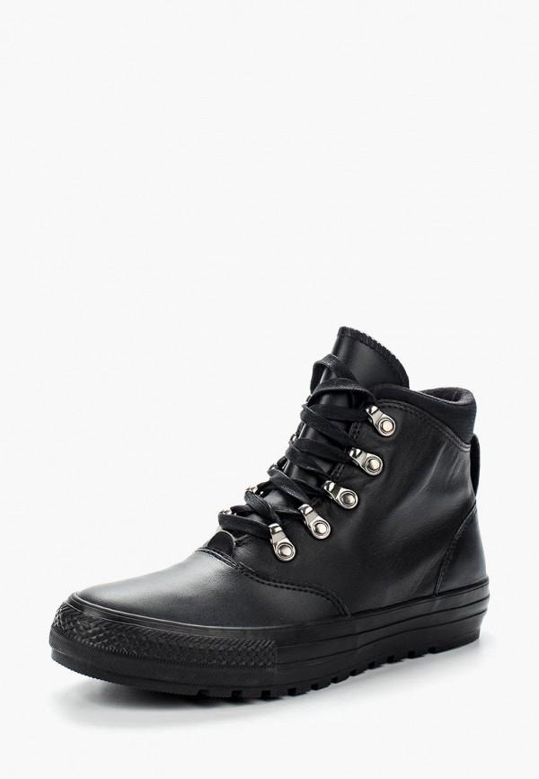 Купить Кеды Converse, Chuck Taylor All Star Ember Boot, CO011AWWMX28, черный, Осень-зима 2017/2018