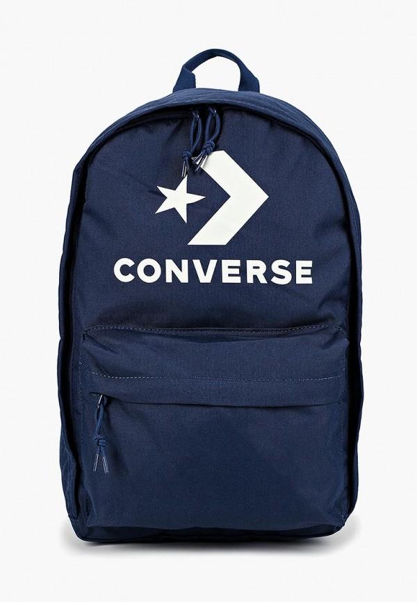 женский рюкзак converse, бордовый