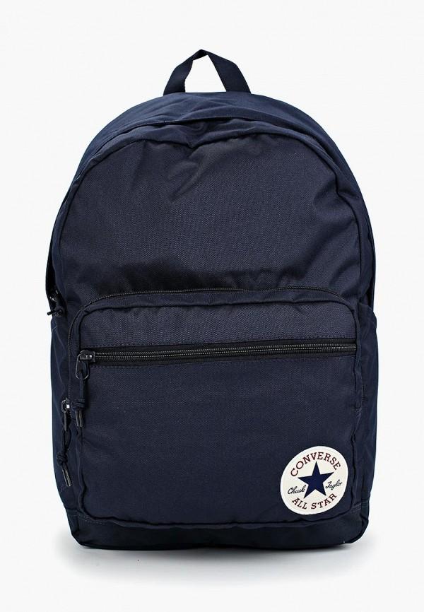 женский рюкзак converse, синий