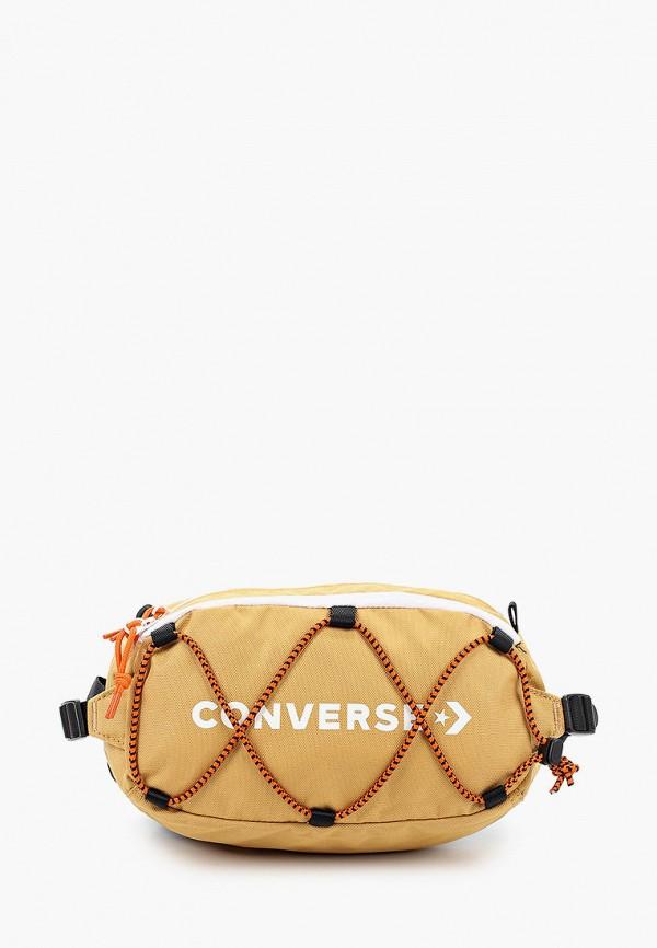 женская поясные сумка converse, желтая