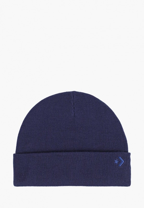 женская шапка converse, зеленая