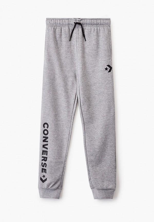 спортивные брюки converse для мальчика, серые