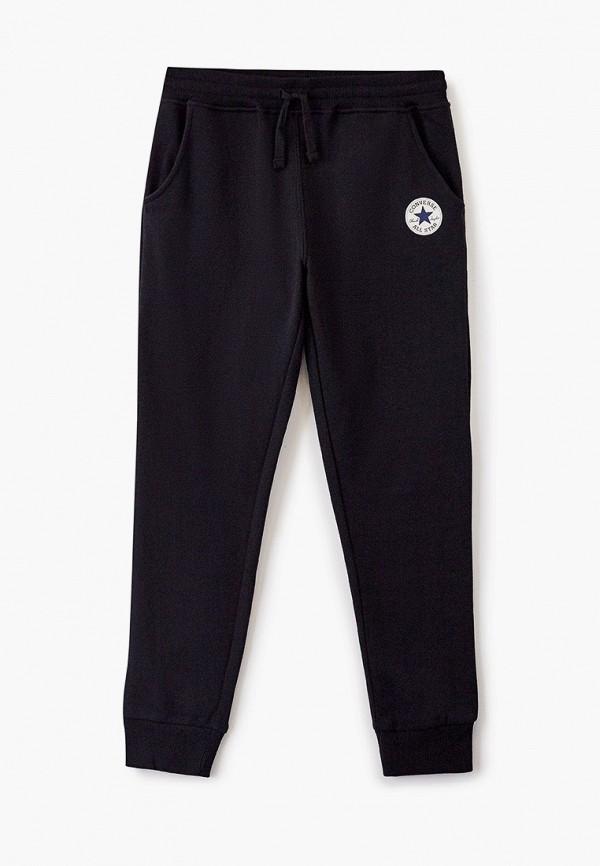 спортивные брюки converse для девочки, черные
