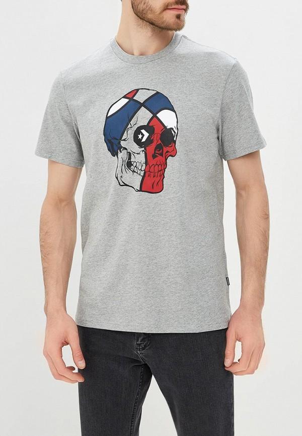 Футболка Converse Converse CO011EMANAQ6 футболка детская converse 2015