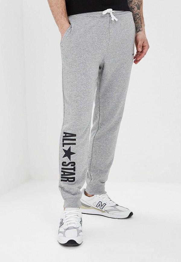 мужские спортивные спортивные брюки converse, серые