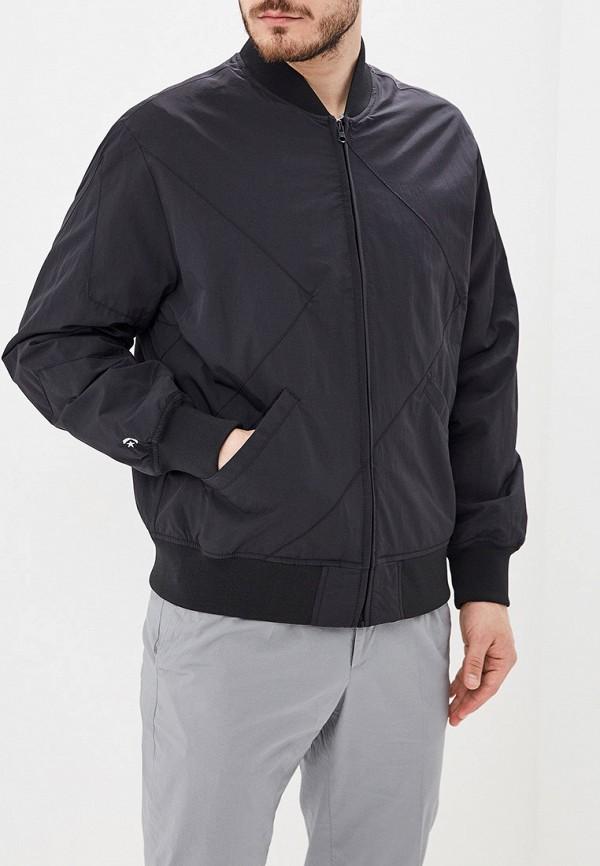 Купить Куртку утепленная Converse черного цвета