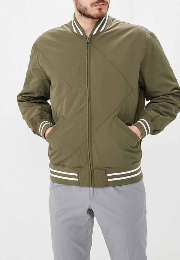 Куртка утепленная Converse Converse CO011EMEQMJ3 куртка женская converse quilted poly puffer цвет зеленый 10006836348 размер s 44