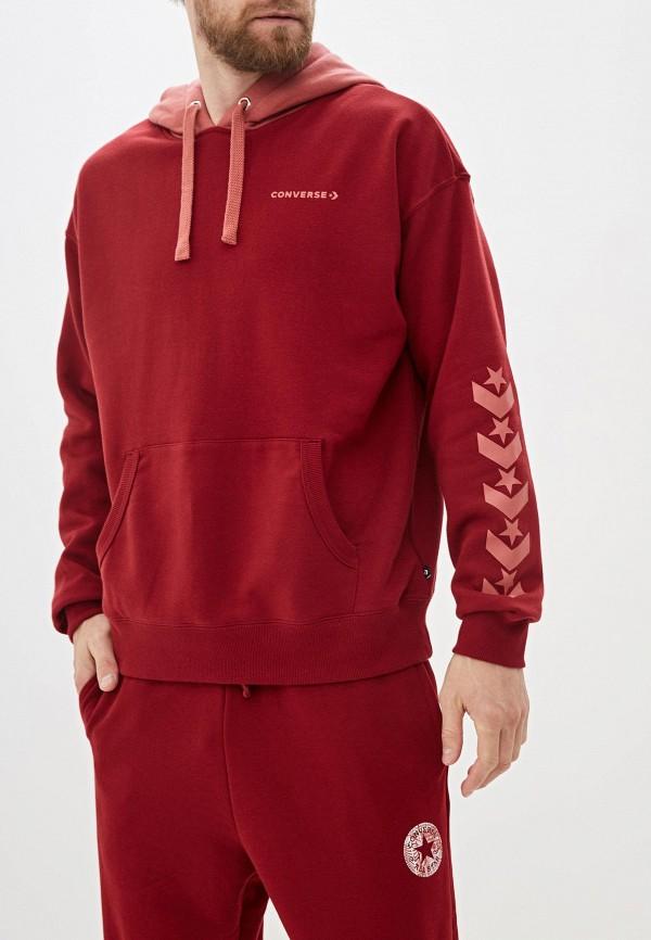 Худи Converse Converse CO011EMFPOL1 худи мужское converse chuck taylor graphic pullover hoodie цвет серый 10007066035 размер m 48