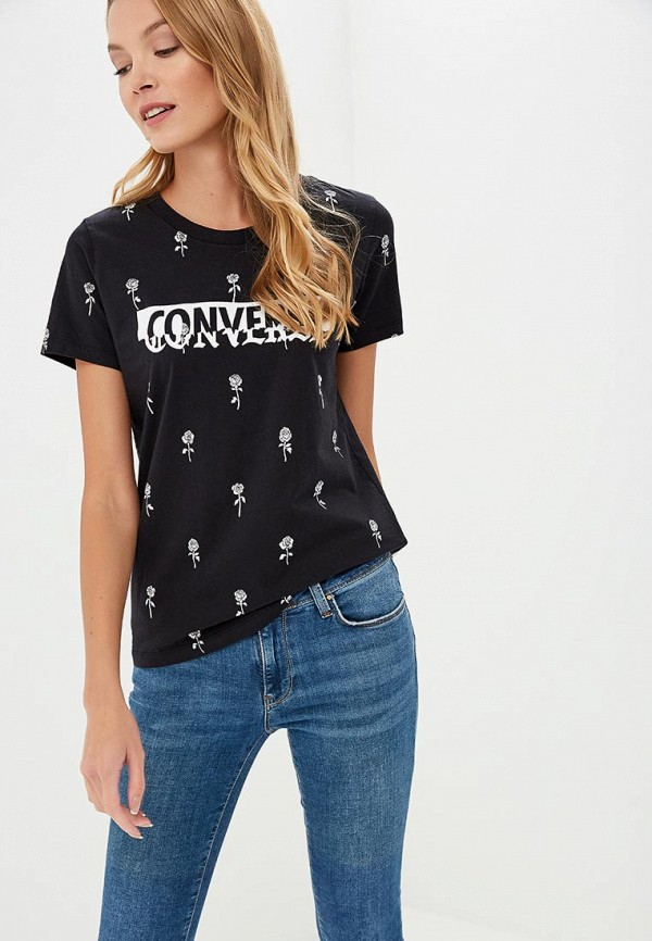 Футболка Converse Converse CO011EWCOXN5 футболка детская converse 2015