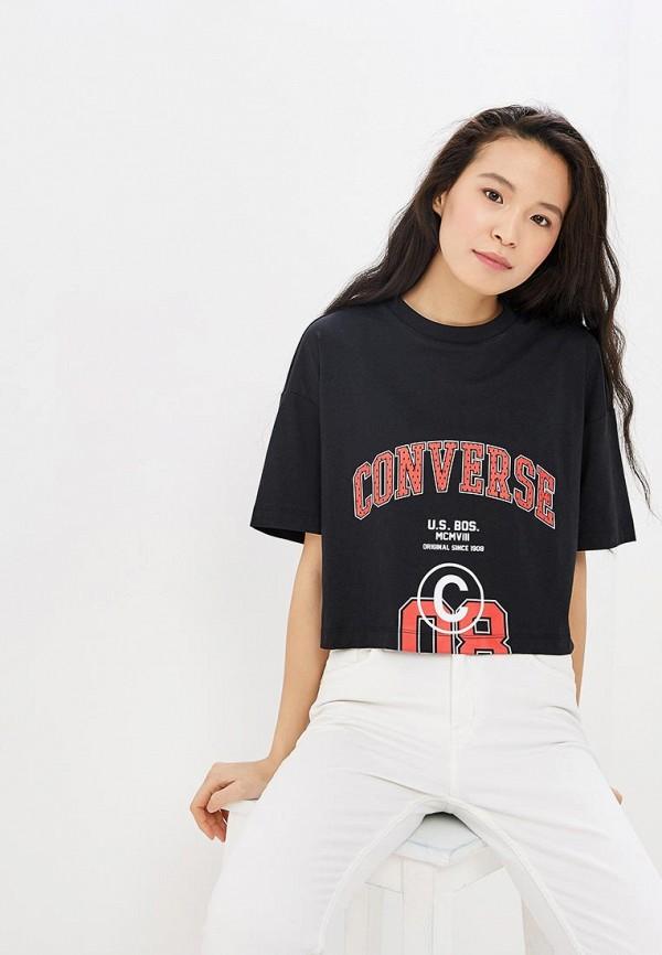Футболка Converse Converse CO011EWEQTS2 футболка converse converse co011eweqtr0