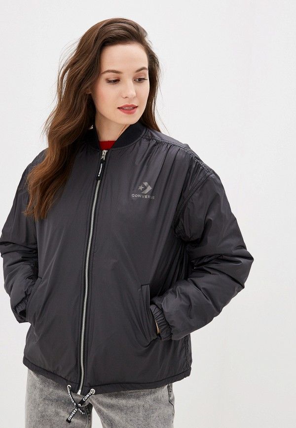 Куртка утепленная Converse Converse CO011EWFPQP2 цена и фото