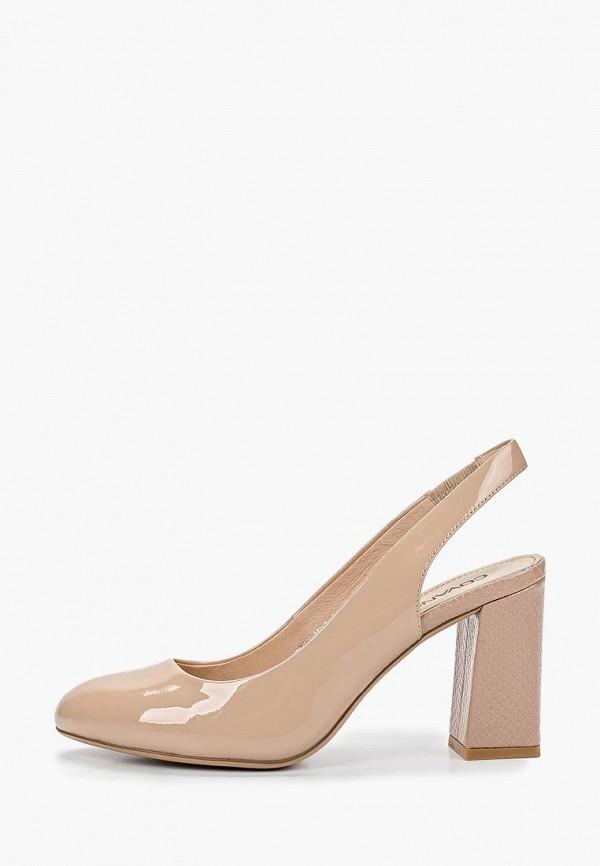 женские туфли covani, бежевые