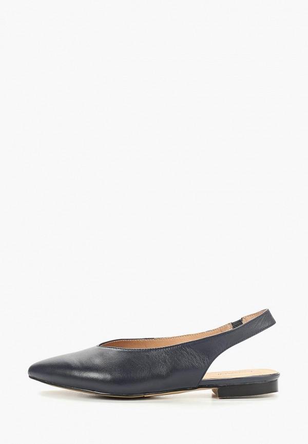 Туфли с открытой пяткой Covani